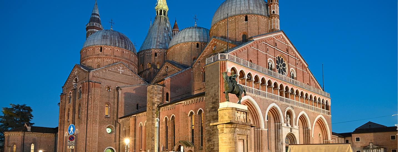 In centro a Padova